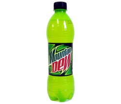 Mountain Dew 0,5 л.